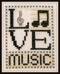 Love Bits: Love Music