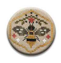 Round Bee Needle Nanny by Heart In Hand