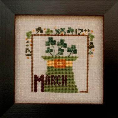 Joyful Journal: March
