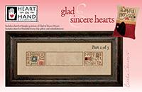 Glad & Sincere Hearts Part 2