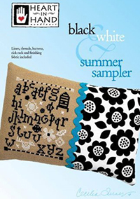 Black & White Summer Sampler Kit