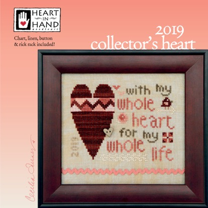 2019 Collector's Heart Kit