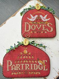 12 Days Part 1 - Partridge & Doves