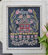Chalk for the Home: Tulip House