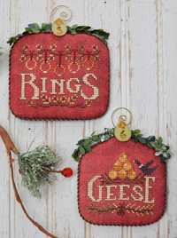 12 Days #3 - Rings & Geese