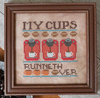 Cool Beans #6 - My Cups Runneth Over