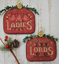 12 Days #5: Ladies & Lords