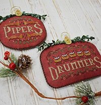 12 Days #6: Pipers & Drummers