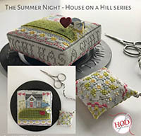House on a Hill - The Summer Night