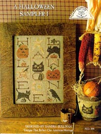 A Halloween Sampler I