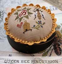 Queen Bee Pincushion
