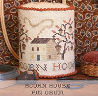 Acorn House Pin Drum