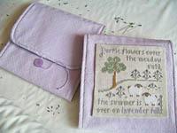 Lavender Huswife