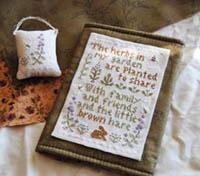 Herb Garden Pocketbooks