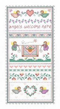 Angels Welcome