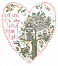 Birdhouse Love
