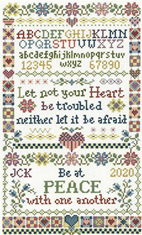 Let Not Your Heart Sampler