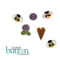 Bee Trifles Button Pack