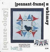 Square.ology - Pennant.frame