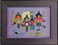 Girls Night Out Button Pack