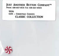 Classic Collection  Ornaments  #4-Christmas Cookies