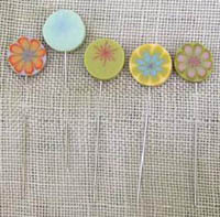 Just Pins - Mixed Lemonade Stick Pins