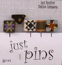 Just Pins - Around the Block