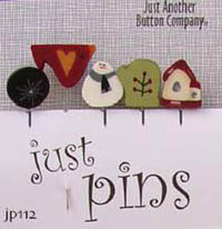 Just Pins - Frosty