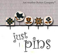 Just Pins - Quaker Stitches