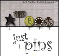Just Pins - Boo