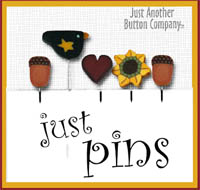 Just Pins - Harvest Heart