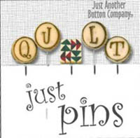 Just Pins - Q is for Quilt