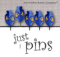 Just Pins - Just Dreidels