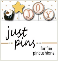 Just Pins - J is for Joy