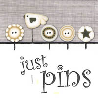 Just Pins - Button Box