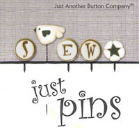 Just Pins - S is for Sew
