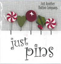 Just Pins - Peppermint Holiday