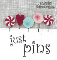 Just Pins - Mistletoe Holiday