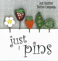 Just Pins - Fresh Vegetables