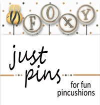 Just Pins - Bee Foxy