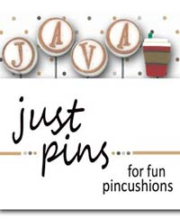Just Pins -  J is for Java
