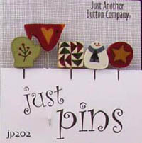 Just Pins - Pinetree