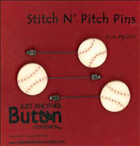 Just Pins - Stitch N' Pitch