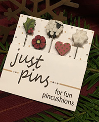 Just Pins - Making Spirits Bright