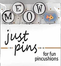 Just Pins - M is for Meow
