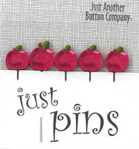Just Pins -  Tiny Apples