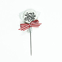Jingle Lolly Pin