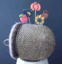 Autumn Acorn Pincushion Kit