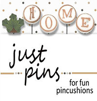 Just Pins - H is for Home