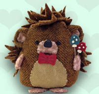 Horace Hedgehog Pincushon Kit